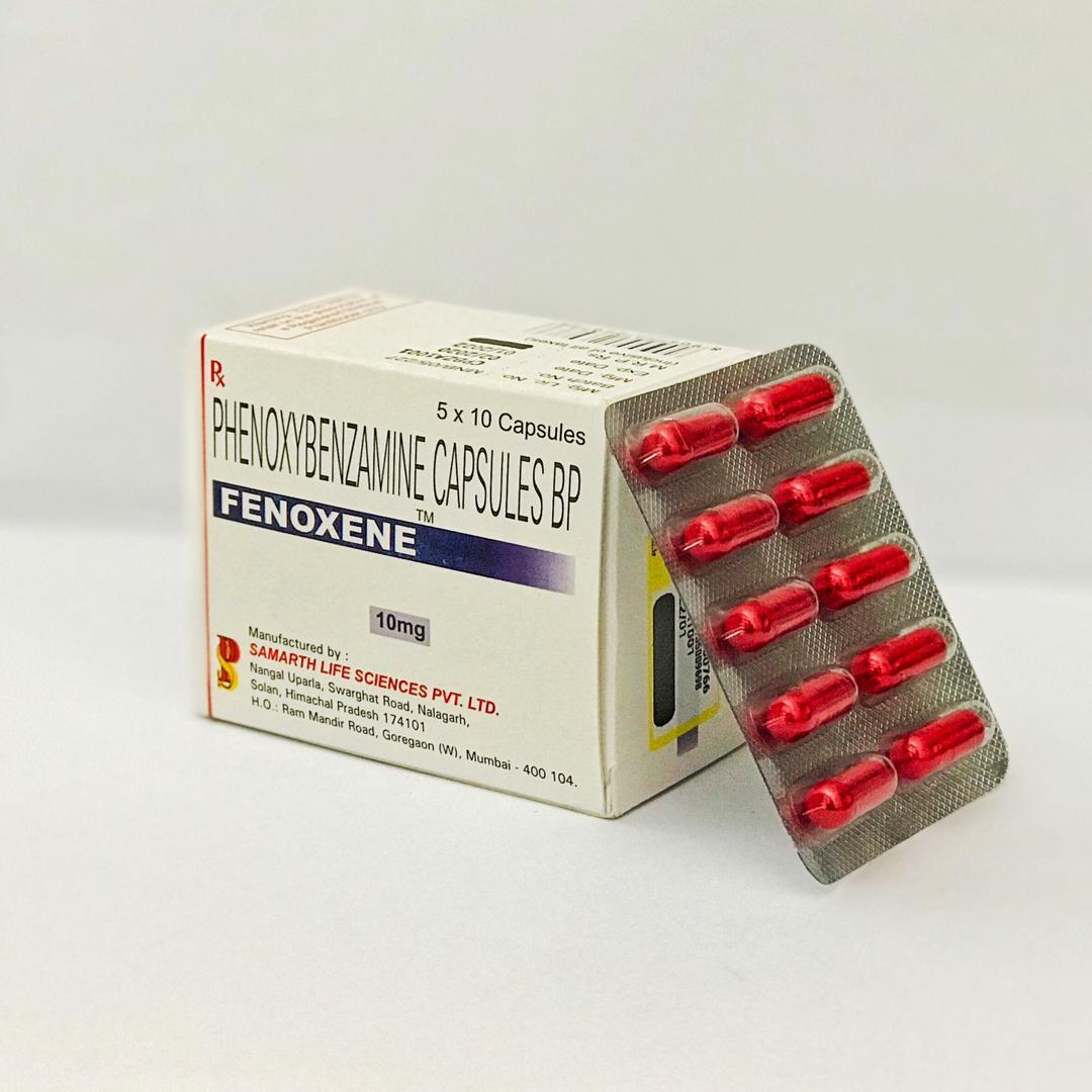 PHENOXYBENZAMINE 10MG